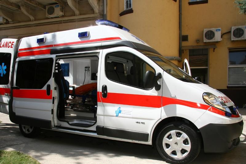 Služba hitne medicinske pomoći - Dom Zdravlja Subotica